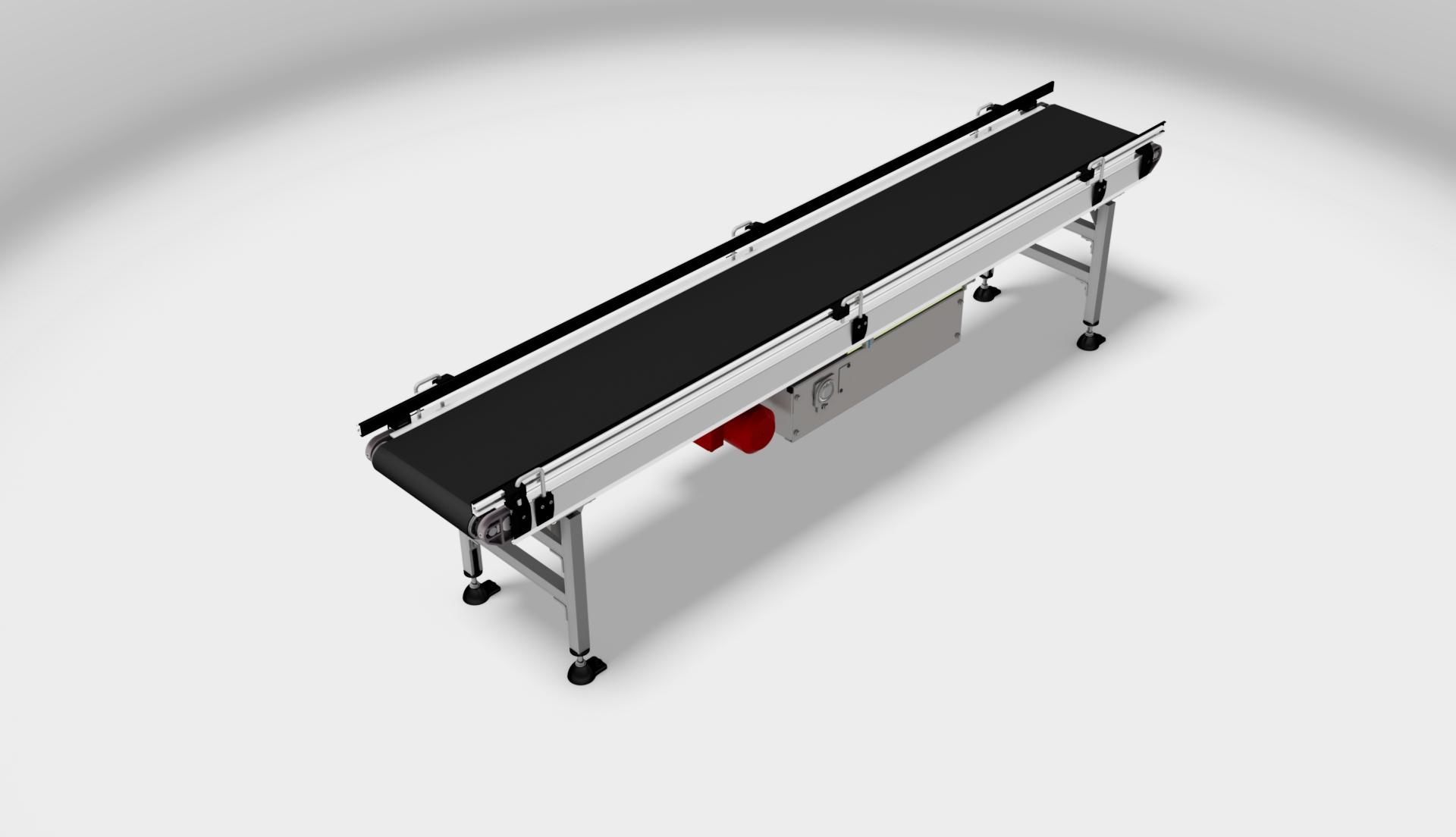 belt conveyor, roller conveyor